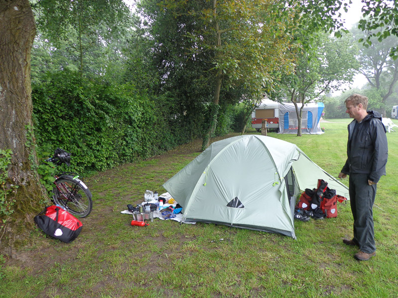 Camping in Ourcel-Maison